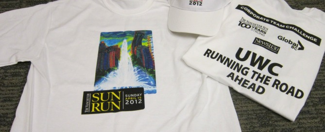 Sun Run TShirt