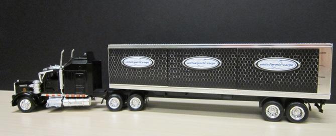 UWC Truck Black