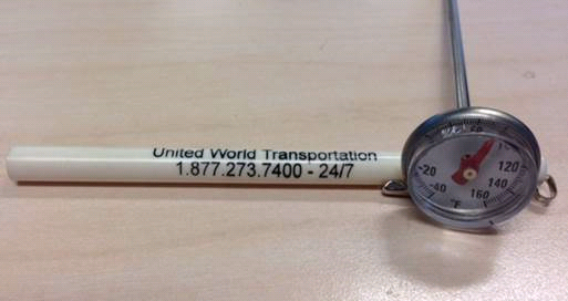 UWT pulp thermometer