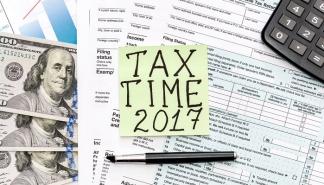 tax time 2017