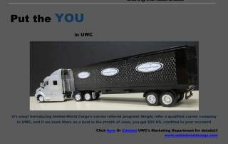 Carrier Referral Campaign - June 2012 - Ad