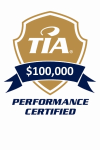 performance logo 100000