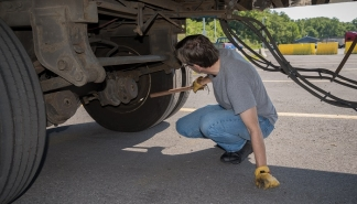 truck inspeciton